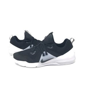 Authentic Mens Nike Zoom Train Command Black/White